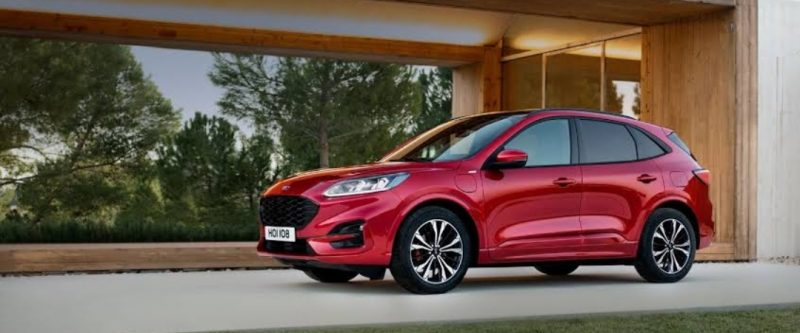 New Ford Kuga Price, Specs And update