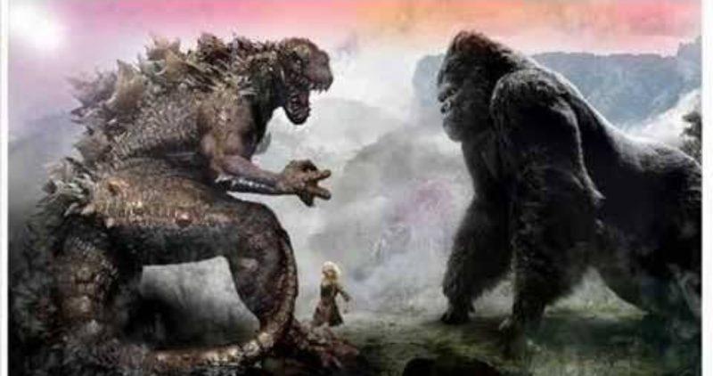Godzilla Vs. Kong: update