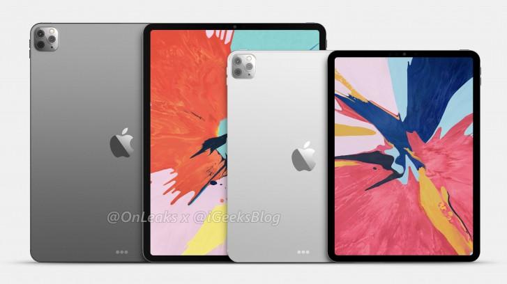Apple iPad Pros 2020