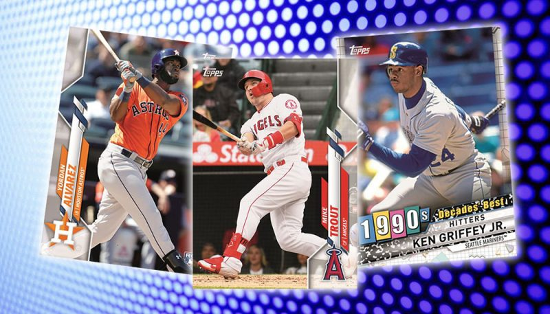 Baseball Cards 2020