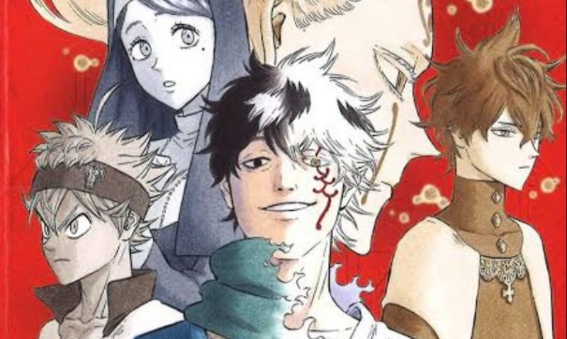 Black Clover 235 Spoilers update and Time