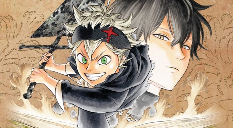 Black Clover Chapter 237 Spoilers