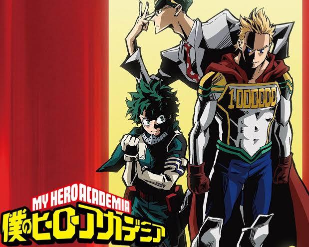 My Hero Academia Season 4 Episode 15