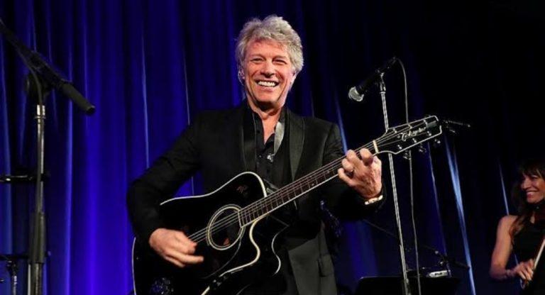 Bon Jovi new album release date