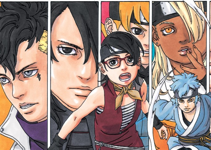 Boruto Chapter 42 Read Online, update and Time