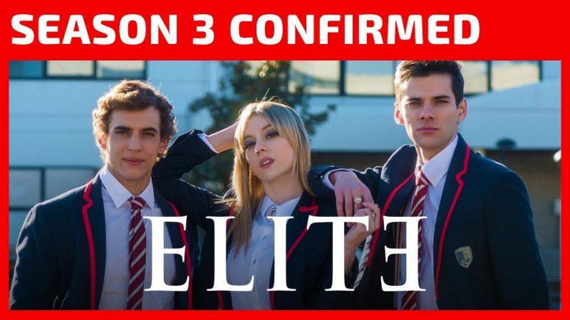 Elite Season 3 update