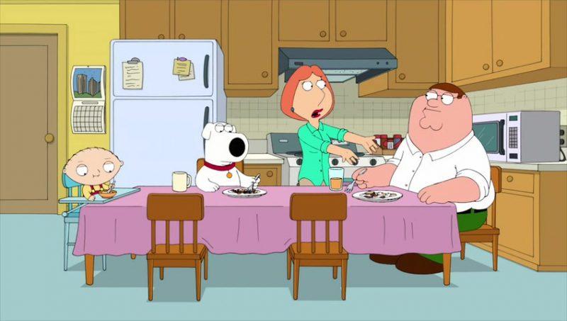 Family Guy season 18 episode 10
