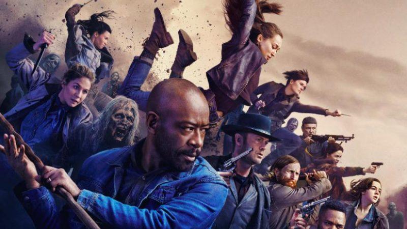 Fear the Walking Dead update