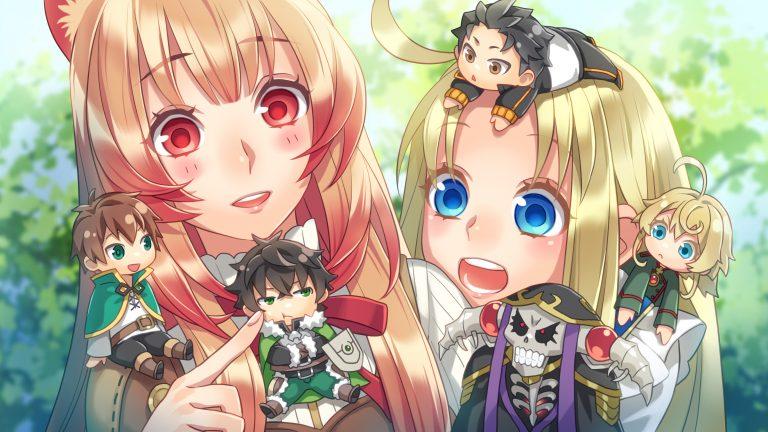 Isekai Quartet Season 2 Episode 3 rlease date