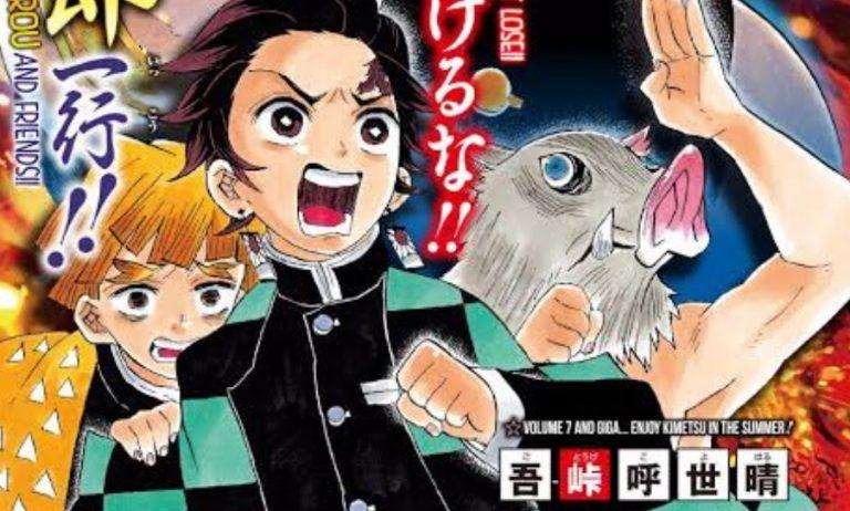 Kimetsu no Yaiba 189 Spoilers Release Date and Time