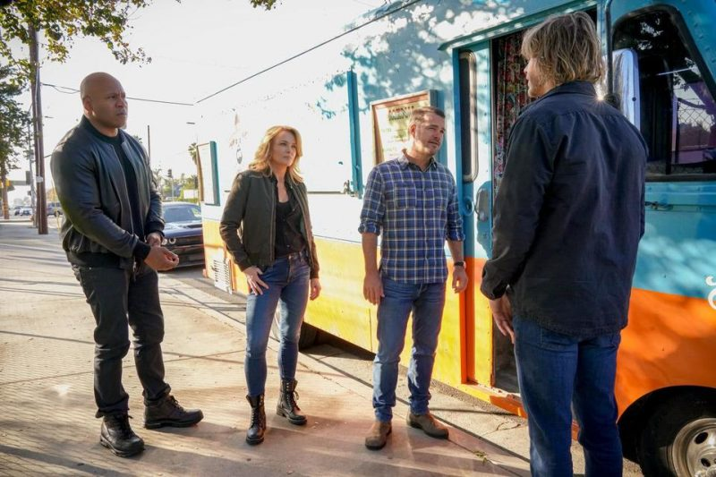 NCIS Los Angeles Season 11 Episode 12