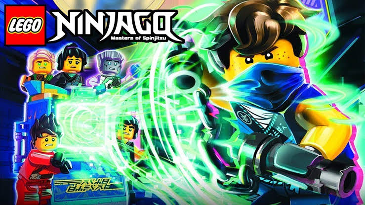 Ninjago Season 12