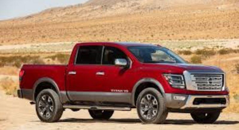 2020 Nissan titan update