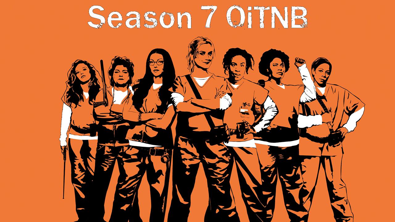 Orange Is The New Black S7 DVD