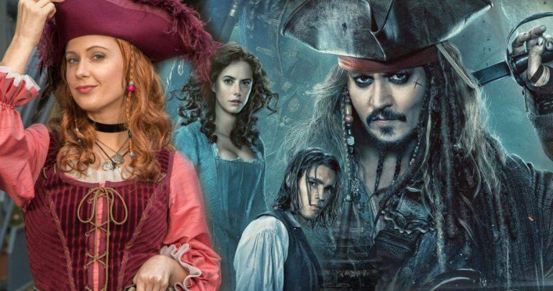 Pirates of caribbean 6