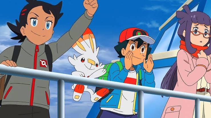 Pokemon (2019) Pocket Monsters Episode 8