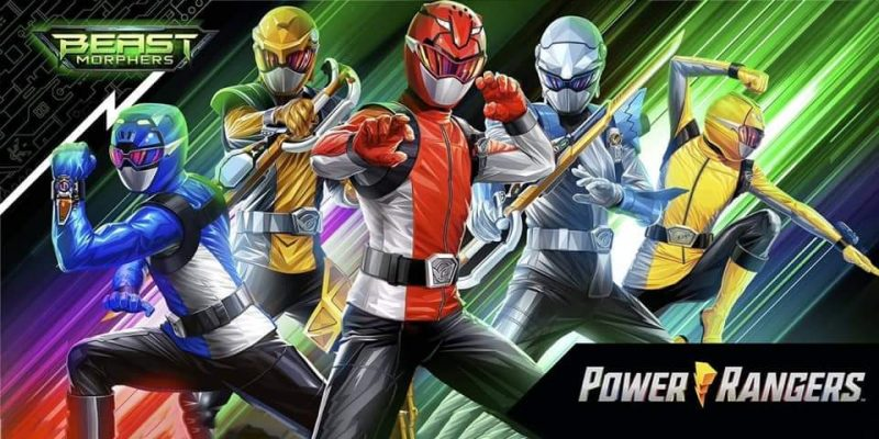 Power Rangers Beast Morphers Season 2 Release Date