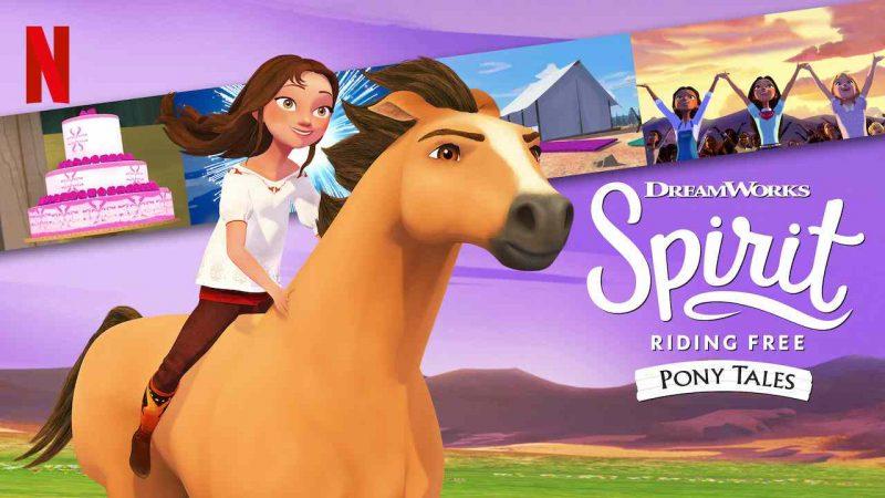 Spirit Riding Free: Pony Tales Season 3