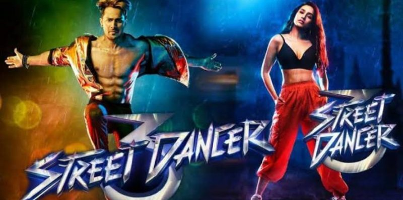 Street Dancer 3D update