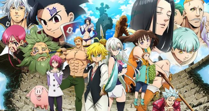 The Seven Deadly Sins Wrath of the Gods episode 14