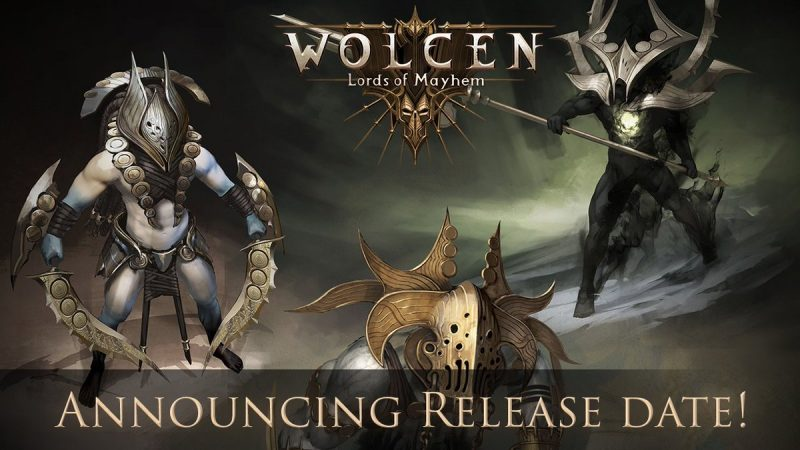 Wolcen: Lords of Mayhem: update