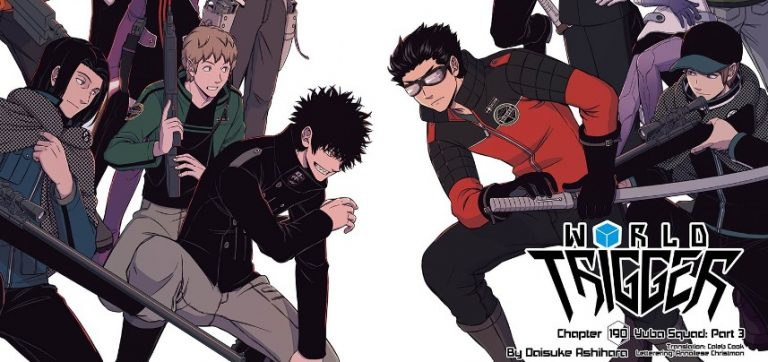 'World Trigger' Chapter 191 Release Date, Spoilers, and Raw Scans