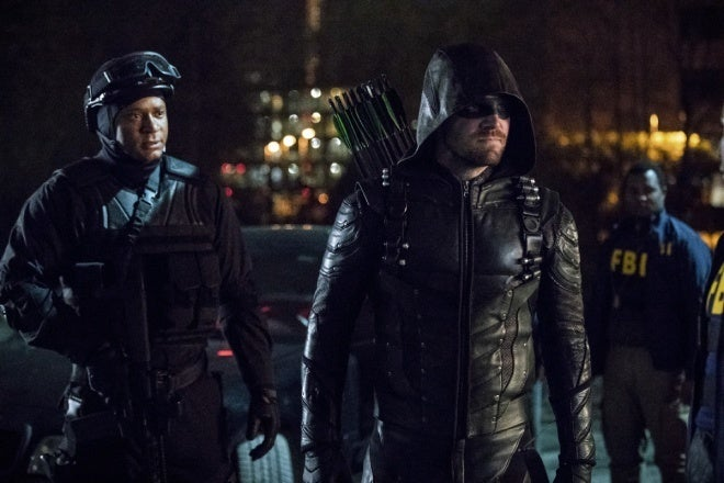 Arrow Season 8 Episode 10