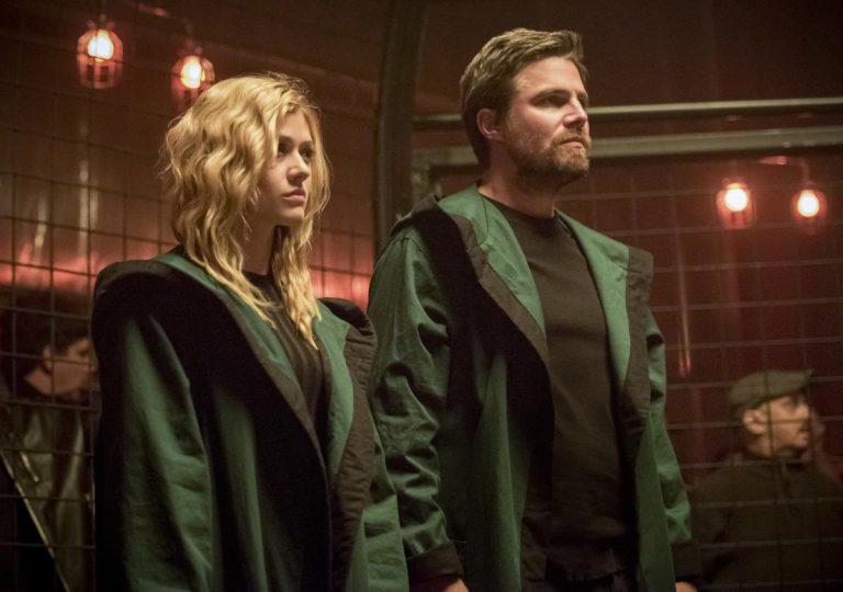 Arrow Season 8 Episode 11