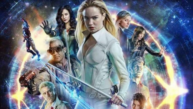Legends of Tomorrow Season 5 Episode 1