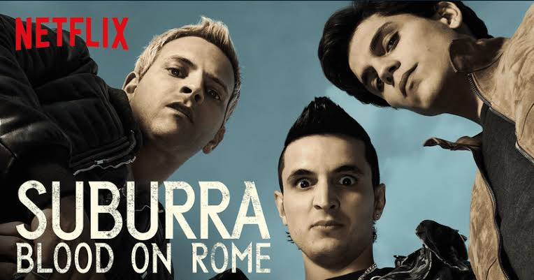 Suburra Blood on Rome