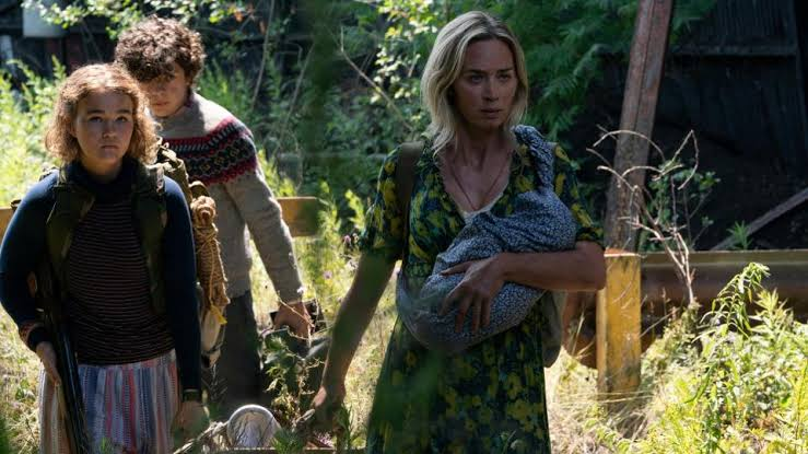 A Quiet Place 2 update