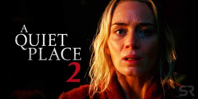 A Quiet Place 2 cast