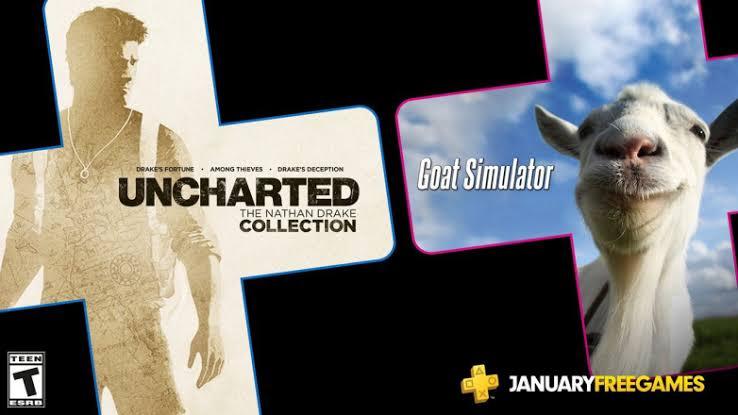 PlayStation Plus January 2020