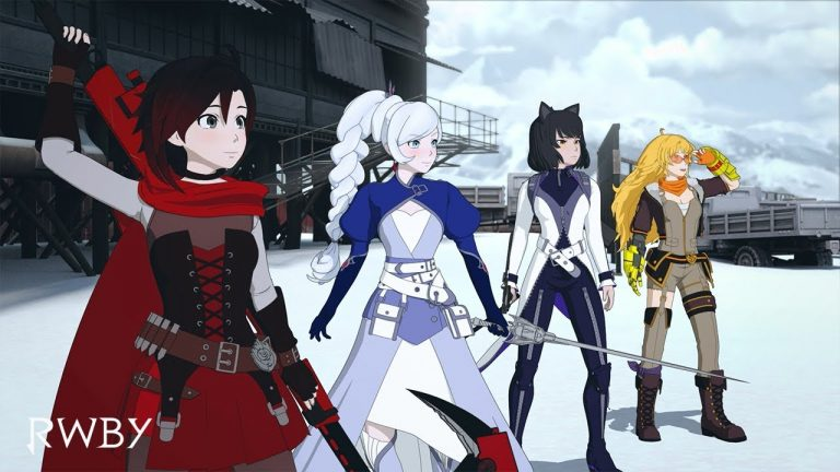 RWBY Season 7 Episode 10