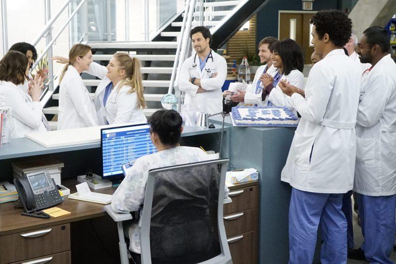Grey's Anatomy Season 16 Episode 11
