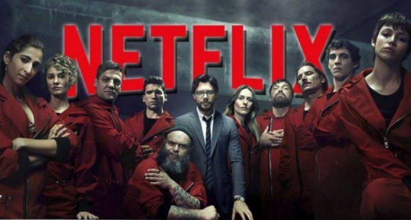 Casa De Papel Season 4