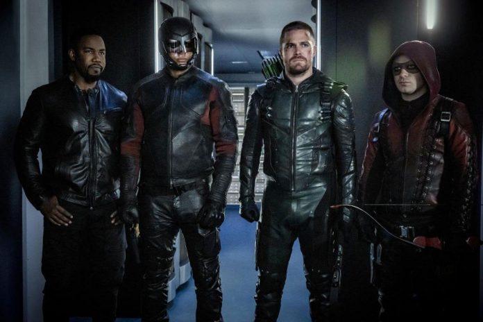Arrow Season 8 Episode 8