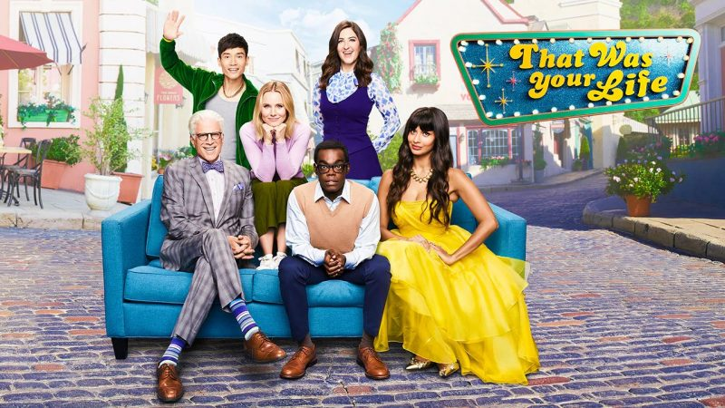 The Good Place Season 4 Episode 10
