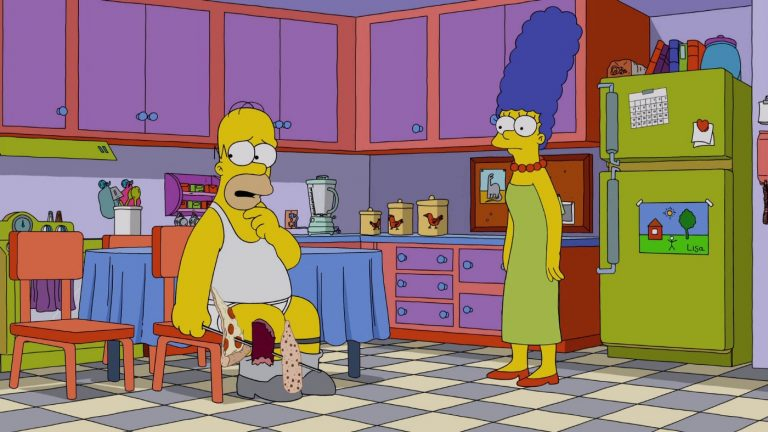 the simpsons season 31 episode 11
