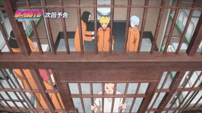 Boruto Next Generation episode 143