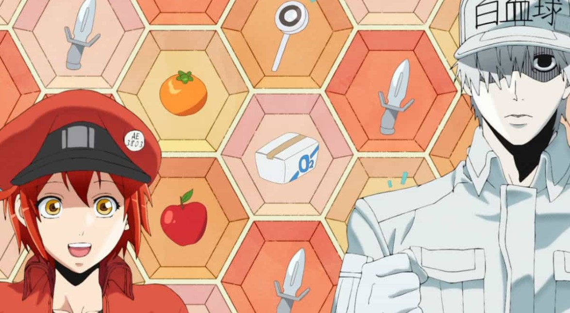 Cells At Work Season 2 update, Trailer, Cast and Spoilers