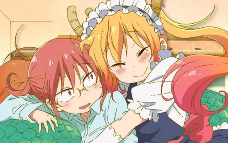Dragon Maid Season 2 Release Date Trailer Cast and Spoilers