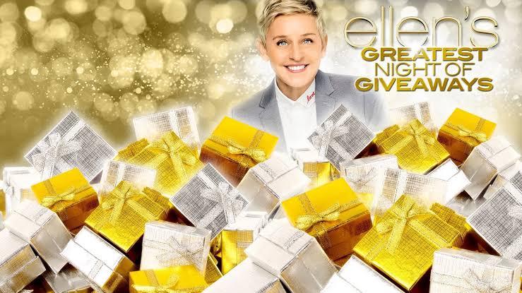 Ellen's Greatest Nights of Giveaways Season 2