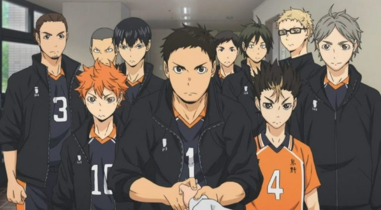 Haikyu Chapter 384 Release Date, Raw Scans, and Spoilers