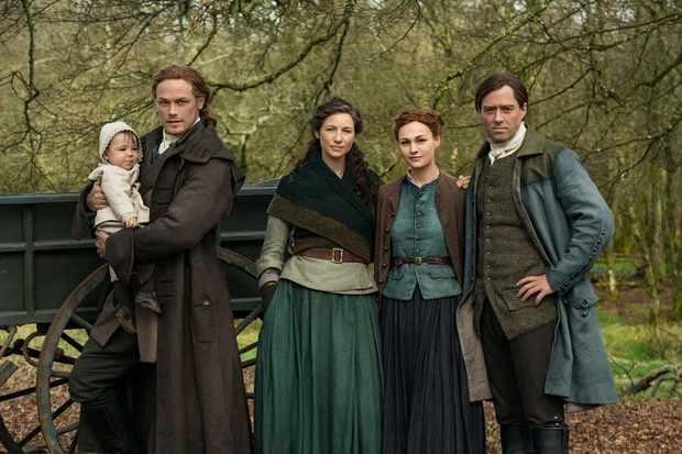 Outlander Season 5 release date