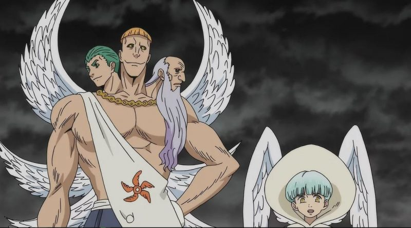 Seven Deadly Sins: Wrath of The Gods Episode 17