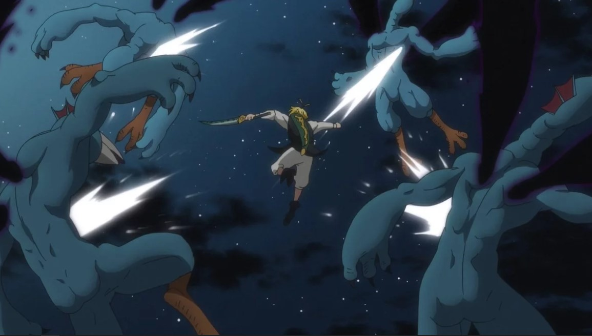 Seven Deadly Sins Wrath of The Gods Episode 20 Streaming, update, and Preview