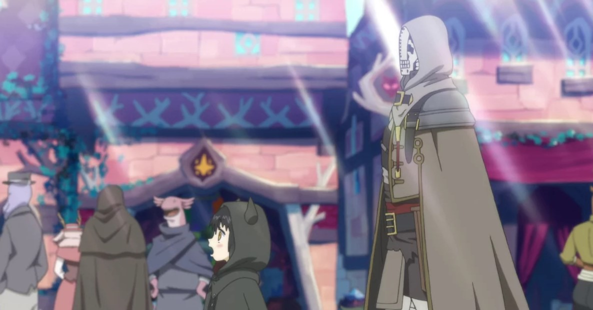 Somali to Mori no Kamisama Episode 8 Streaming, update, and Preview