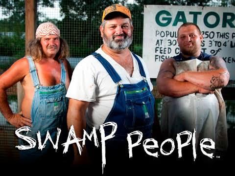 Swamp People Season 12
