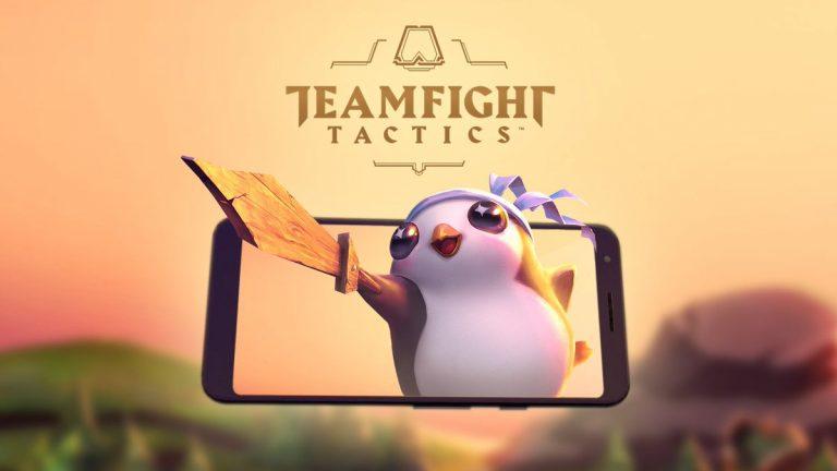 TFT Mobile